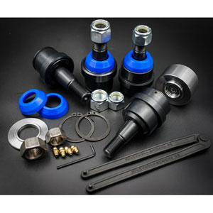 REBUILDABLE BALL JOINT KIT (**OVERSIZE**) - EMF ('00-'02, 2500/3500 4WD)