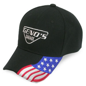 CAP - GENO'S GARAGE SALUTE TO AMERICA CHARITY SPECIAL