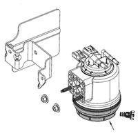 Ram Diesel Fuel Filter Cap - Chassis Mount 68436815AA