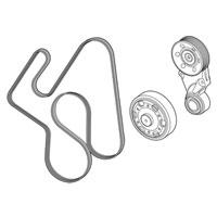 Ram Cummins Serpentine Belt - Mopar 5281817AA