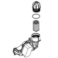 MOPAR EcoDiesel Fuel Filter 68492616AA