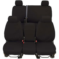 Ram 1500 Covercraft Rear Seat Covers - Quad Cab