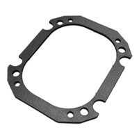 GASKET, FILLER TUBE TO BODY GASKET ('81-'93, 150/250/350)
