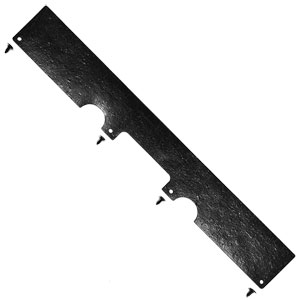 RADIATOR SPLASH SHIELD SEAL ('89-'91, 150/250/350 NON-INTERCOOLED)