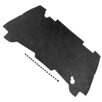 HOOD INSULATION PAD WITH FOIL BACKING ('94-'02, 2500/3500 & '94-'01, 1500)