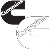 "DECAL - CUMMINS ""C"" (10 X 10)"