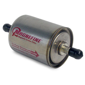 "3/8"" MAGNETIC INLINE POWER STEERING FILTER"