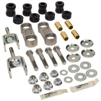 "SWAY BAR END LINK KIT - BD - FRONT ('10-'12, 2500/3500, 4X4) UP TO 3"" LIFT"