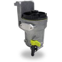 Ram Cummins Fuel Heater Block Off