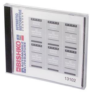 DODGE RAM FACTORY SERVICE MANUAL - CD ('06)