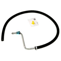 POWER STEERING RETURN LINE ASSEMBLY - GATES ('89-'90, 250/350 2WD & 4WD)