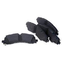 BRAKE PADS - MOPAR - REAR ('19-'21, 2500/3500 2WD/4WD) 68RFE TRANS