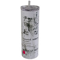Cummins Fleetguard Stainless Steel LF16035 Drink Tumbler