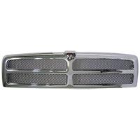 DODGE RAM GRILLE - MOPAR ('94-'02, 2500/3500)