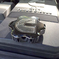 Cummins C Billet Aluminum Oil Cap