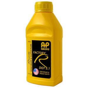 HI-PERFORMANCE BRAKE FLUID - AP RACING - DOT 5.1