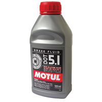 HI-PERFORMANCE BRAKE FLUID - MOTUL - DOT 5.1