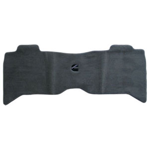 FLOOR MAT - AVERY'S - 'CUMMINS C' - REAR ('10-'18, CREW CAB)