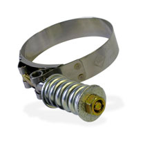 "HI-TORQUE INTERCOOLER HOSE CLAMP - BD  (3.00"")"