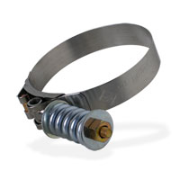 "HI-TORQUE INTERCOOLER HOSE CLAMP - BD  (3.50"")"