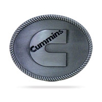 Cummins C Belt Buckle