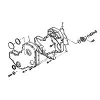 '89-'93 Dodge Cummins Engine Geawr Cover Gasket