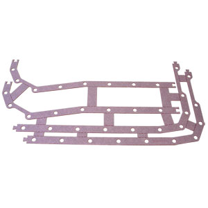 GASKET, OIL PAN - CUMMINS  ('89-'02, 5.9L)