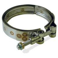 V-BAND CLAMP - EXHAUST DOWNPIPE-TO-TURBO ('89-'98, 5.9L)