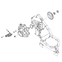 '03-'07 Dodge Cummins Fuel Control Actuator