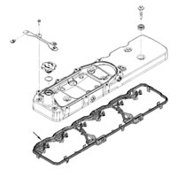 '06-'16 Dodge Cummins Valve Cover Gasket