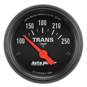 TRANS TEMPERATURE GAUGE (100-250 DEG - SHORT SWEEP) AUTOMETER - Z SERIES