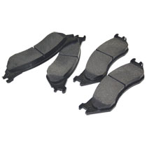 BRAKE PADS - MOPAR VALUE LINE - REAR  ('01.5-'08,  2500/3500)