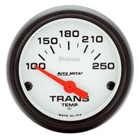 TRANS TEMPERATURE GAUGE (100-250 DEG - SHORT SWEEP) AUTOMETER - PHANTOM SERIES