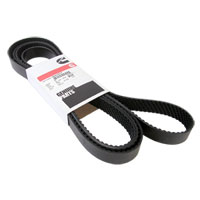 SERPENTINE BELT WITH JACOBS BRAKE (ASSUMES A/C) - CUMMINS  ('03-'07 5.9L)