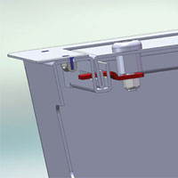 Console Vault Locking System
