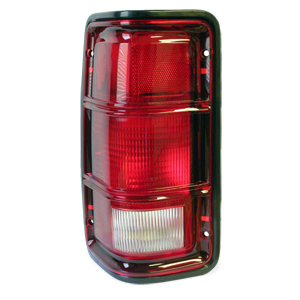 TAIL LIGHT - DRIVER SIDE - DEPO ('89-'93)
