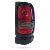 TAIL LIGHT - PASSENGER SIDE  ('94-'02, w/BLACK FRAME)