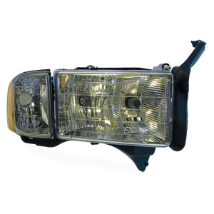 HEADLIGHT - PASSENGER SIDE  ('99-'02,  w/SPORT PKG)