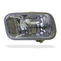 FOG LIGHT - DRIVER SIDE  ('10-'18)