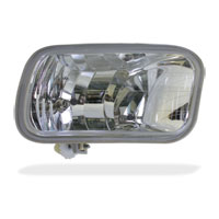 FOG LIGHT - PASSENGER SIDE  ('10-'18)