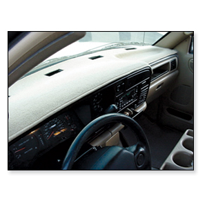 DASH COVER - DASHMAT ('06-'09)