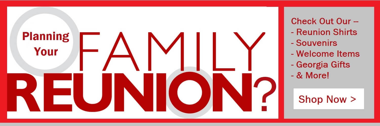 Family Reunion Shirts & Souvenirs