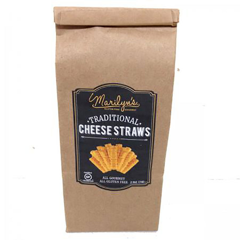 Marilyn's Gluten Free Cheese Straws