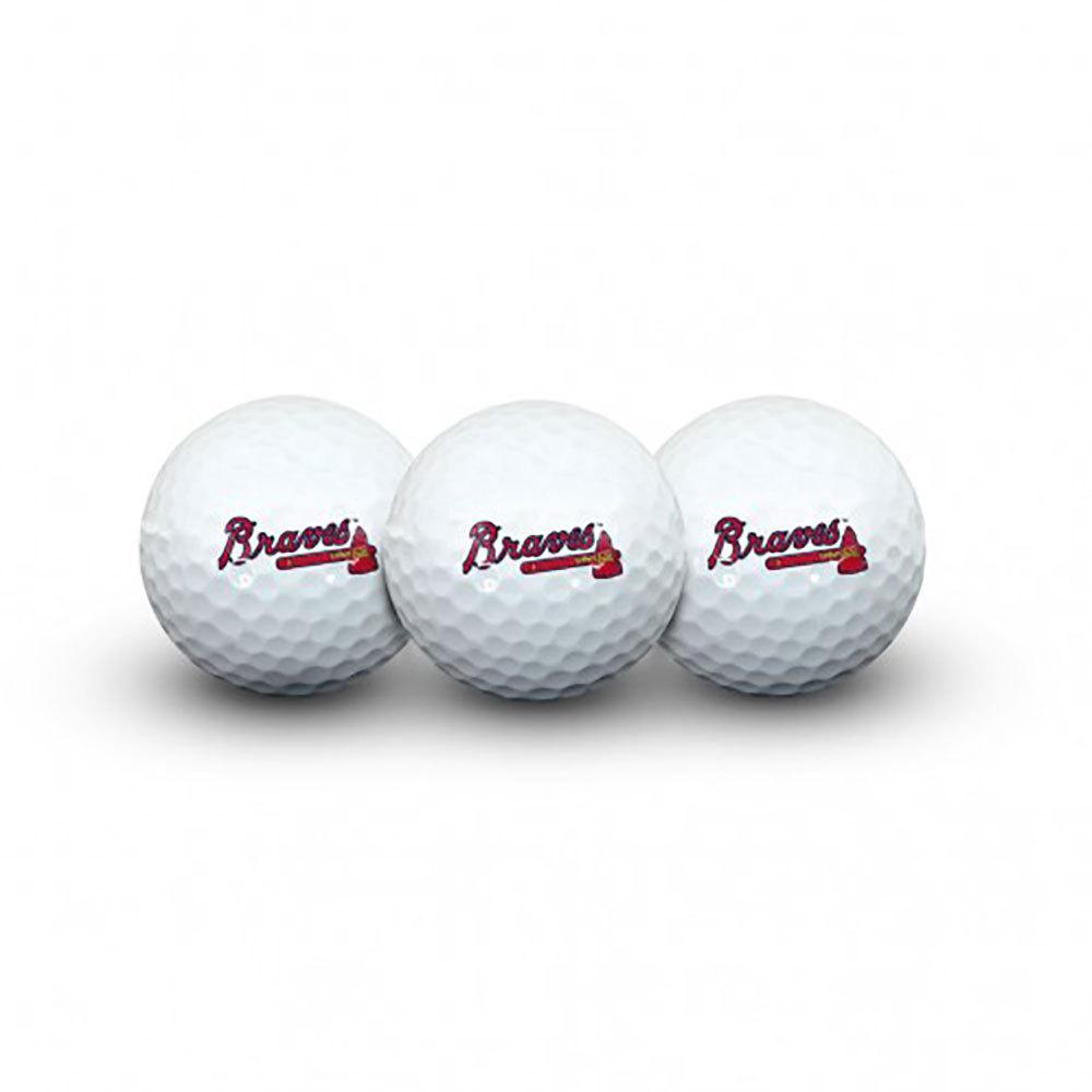 Atlanta Braves Golf Balls