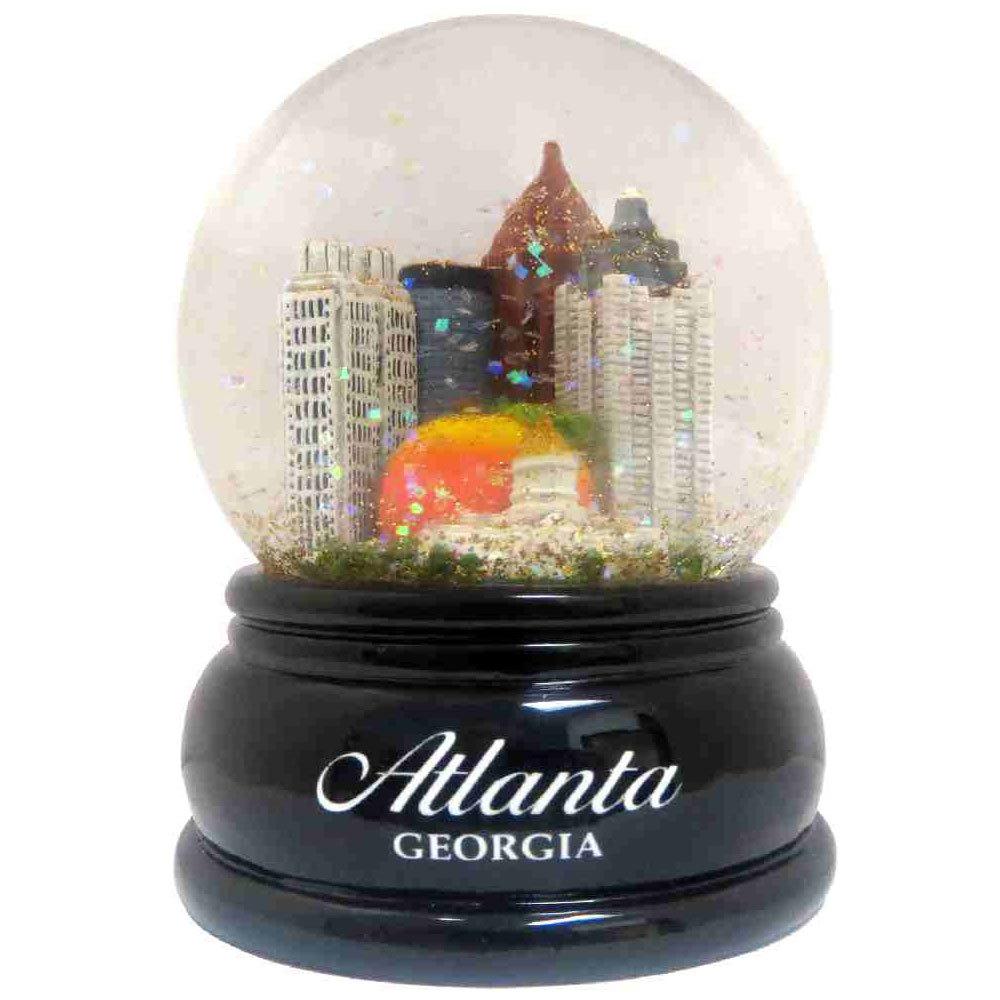 Atlanta Georgia Snow Globe
