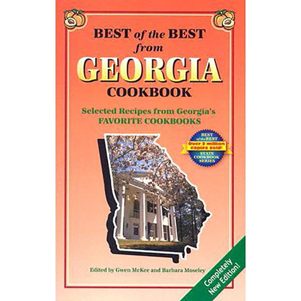 Best of the Best Georgia Cookbook