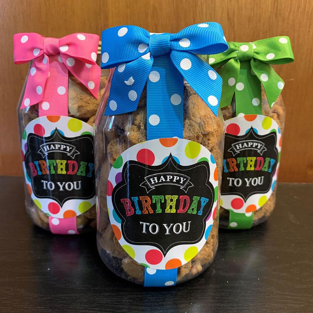 Nam's Chocolate Chip Birthday Cookies