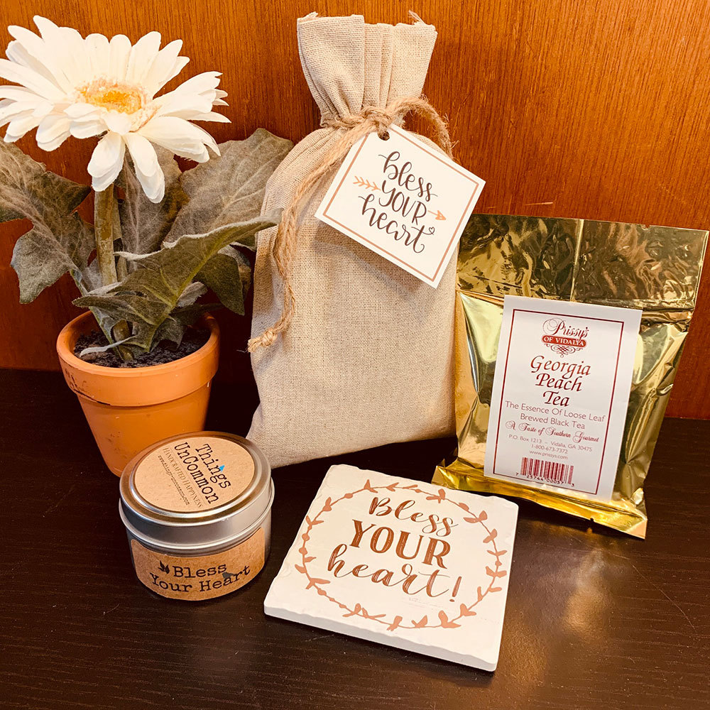 Bless Your Heart Gift Set