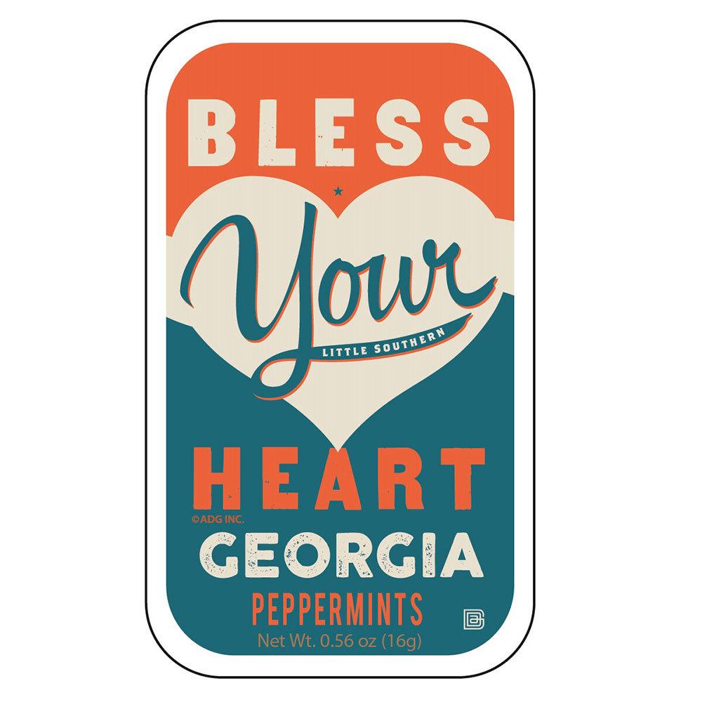 Bless Your Heart Georgia Mints