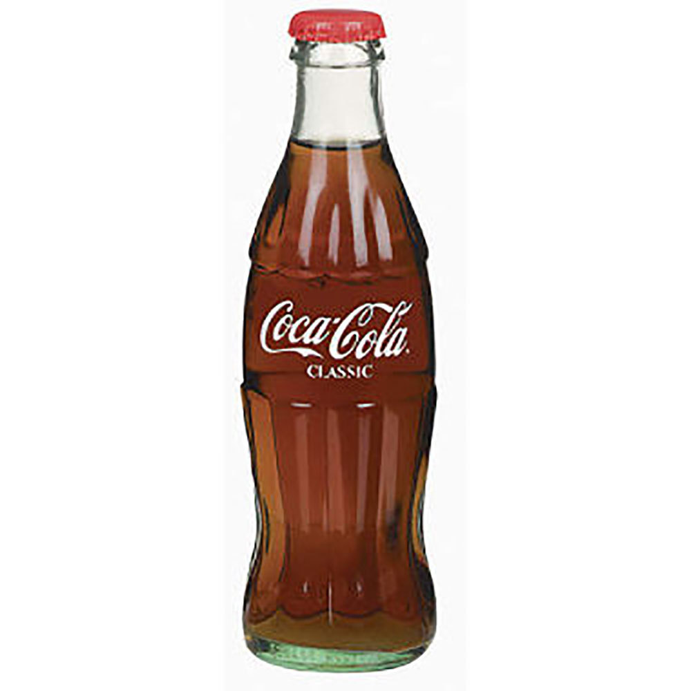 Classic Coca Cola Contour Bottle